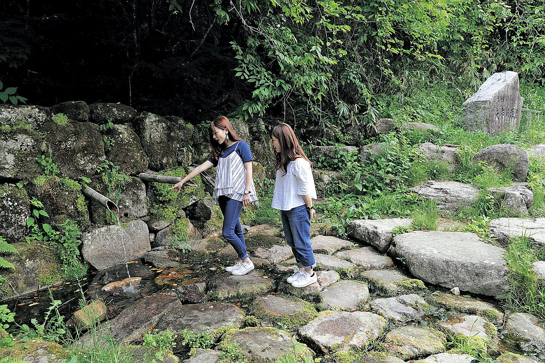茶臼山のパワースポット